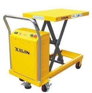 Quality walking scraper hydraulic scissor lift table for sale