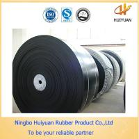 Textile Reinforced Rubber Conveyor Belt From Chinese Factory (NN100-NN500) Manufactures