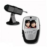 """China 2.4ghz Wireless Palm Baby Monitor With 2.5"""" LCD Color Screen CCTV Camera System CEE301 on sale"""