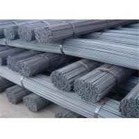 HRB400 Grade Deformed Steel Bars , ASTM Construction Iron Rod Length 12m Manufactures