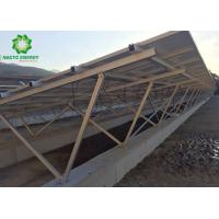 Engineered Design Ground Mount Solar Racking Systems Professional PV Installate Solutions Manufactures