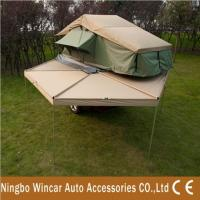 Off Road Foxwing Awning Tent And Awning Car Side