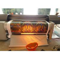 China Belt Convey Digital Textile Printer, Fabric Textile Ink-jet Printers For Different Kinds Fabrics on sale