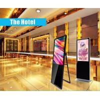China Portable 42 Inch LCD Advertising Display Samsung LG BOE Panel For Hotel on sale