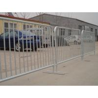 Flat foot detachable model crowd control barrier For Sale Australia Market ,Hot Dipped Galvanized Manufactures