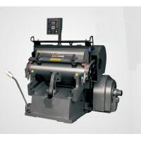 High Stength Creasing And Cutting Machine For Flat Die Cutting Manufactures