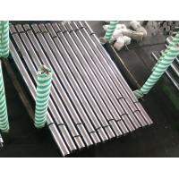 Quenched / Tempered Stainless Steel Rod For Hydraulic Machine Manufactures