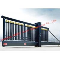 Cantilever Gates Smart Electric Sliding Doors For Commercial Or Industrial Use Manufactures