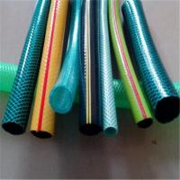 China PVC Fiber reinforcing hose production line/PVC soft Pipe making machine/pvc garden hose production line on sale