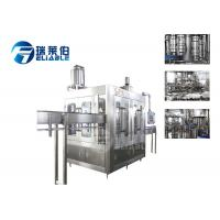 China Fully Automatic Beverage Filling Machine For Plastic Bottle With 4000 BPH on sale
