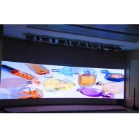Video P10 Full Color Perimeter Advertising Boards , SMD3528 Led Adopted Manufactures