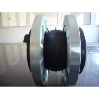 Single Sphere High PerformanceCarbon Steel, Zinc Plated PN10 / PN16 Rubber Flexible Joint Manufactures