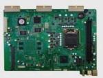 Modular Development Sub Board , Digital Headend Equipment CPU Server Motherboard Manufactures