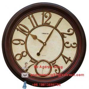 antique europe series wall clock Silent pendulum wall clock