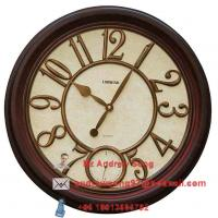 Quality antique europe series wall clock Silent pendulum wall clock for sale