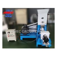 China Dry Type Floating Fish Feed Machine For Fish Farm Low Power Consumption on sale
