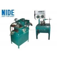 Semi Automation Armature Motor Rotor Balancing Machine / Balancer Machine and weight removing machine Manufactures