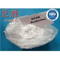 Fat Burnning supplement Aicar / Acadesine for Weight Loss CAS 2627-69-2 White Powder Manufactures