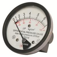 China Magnetic Differential Pressure Gauge (CTS-150HA) on sale