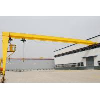 China chinese manufacturer With Low Price BMH Model Semi Gantry Crane price on sale