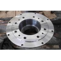 Gear Carbon Steel Forged Steel Flanges / DN400 Welding Neck Flanges For Metallurgy Manufactures