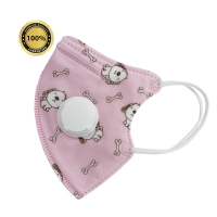 BFE 90 Kn90 Cotton Kids Particulate Respirator Mask Manufactures