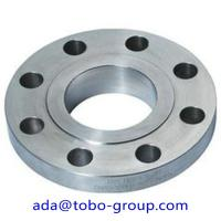 STD Class 600 4 Inch ASME SB167 NO8811 Forged Steel Flanges ASME B16.5 Manufactures