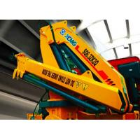 China Durable XCMG Knuckle Boom Truck Mounted Crane 6300kg Safety For Mining Industry on sale