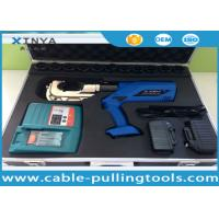 HL-400 Battery Powered Crimping Tools Electric Hydraulic Crimping Plier for crimping 16-400mm2 Manufactures