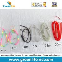 China Customized Different Type Fishing Retention Wire Safety Lanyard Holder on sale