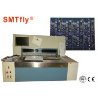 2mil CNC V Cutting Machine , PCB Board Grooving Machine Longer Tool Life Manufactures