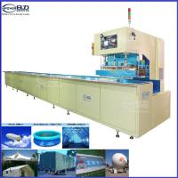 China Moving high frequency Tent welding machine on sale