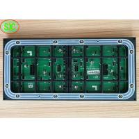 320x160 LED Display Module High Definition , LED Screen Module Outdoor P5 Flexible Manufactures