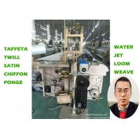 Textile Weaving 280CM Water Jet Loom Machine Manufacturers Mechanical Let Off System Manufactures