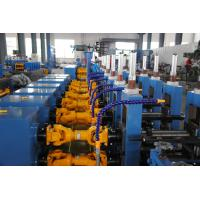 high speed steel pipe making machine line of Erw Pipe Mill TYPE GH HG ZG 76 Manufactures