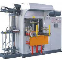 PLC Control Horizontal Rubber Injection Molding Machine For Car Accessory Macking Manufactures