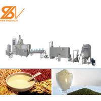 100KW Nutrition Powder Processing Line Convenient To Use CE Certificated Manufactures