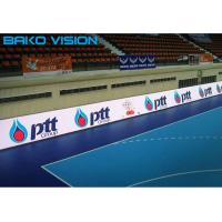 Outdoor Football Stadium Led Display , Led Perimeter Advertising Boards 320*320 Manufactures