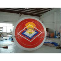 Attractive Inflatable Advertising Helium Zeppelin Airship Balloon for Entertainment events Manufactures