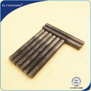 GB DIN Standards Arc Welding Stud Bolt CD Weld Studs With Ferrule Ceramic Manufactures