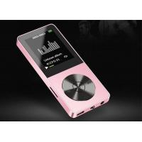 Aluminum Alloy Portable MP3 Player MP4 Comes With Memory Lyrics Variable Speed Repeat E- Book Manufactures