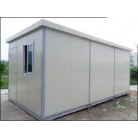 China Accommodation Container For House / Storage / Office / Camp / Shelter on sale