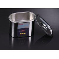 China Cell phone steel ultrasonic cleaner repair tool on sale