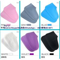Wholesale Custom Outdoor Waterproof Plastic Silicone Protective Sock Sterile Shoe Covers Manufactures