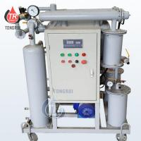 Mobile Single stage Transformer Oil Dehydration Purifier Treatment Machine Manufactures