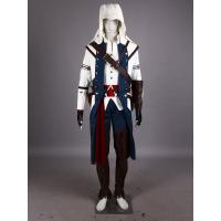 Game Costumes Wholesale Assassin's Creed IV cosplay Ezio Auditore cosplay costume halloween Manufactures