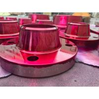 China 2 CLASS 150 B16.5 Super Duplex Steel Flange ASTM A182 / ASME SA182 F53 F55 F44 WN RF on sale