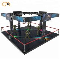 "Buy cheap 43"" Screen Interactive Platform 9D VR Theme Park For Children And Adults from wholesalers"