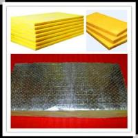 Building Material Glass Wool Insulation Batts Manufactures