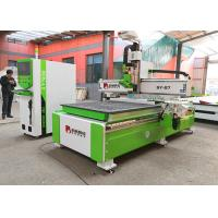ATC 1325 Cnc Router Machine , Woodworking Cnc Machines With Customized Color Manufactures